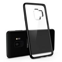 Чехол Spigen Ultra Hybrid Midnight Black для Samsung Galaxy S9