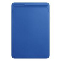 "Кожаный чехол Apple Leather Sleeve Electric Blue (MRFL2) для iPad Air 3 (2019)/Pro 10.5"""