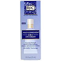 RoC, Крем для глаз «Мульти Корерксион 5-в-1» , 0,5 жидк. унц. (15 мл)