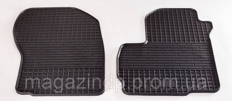 Коврики в салон для Mitsubishi ASX 10-/Peugeot 4008 12-/Citen C4 Air 12- (передние - 2 шт) 1003042 Код:74315552