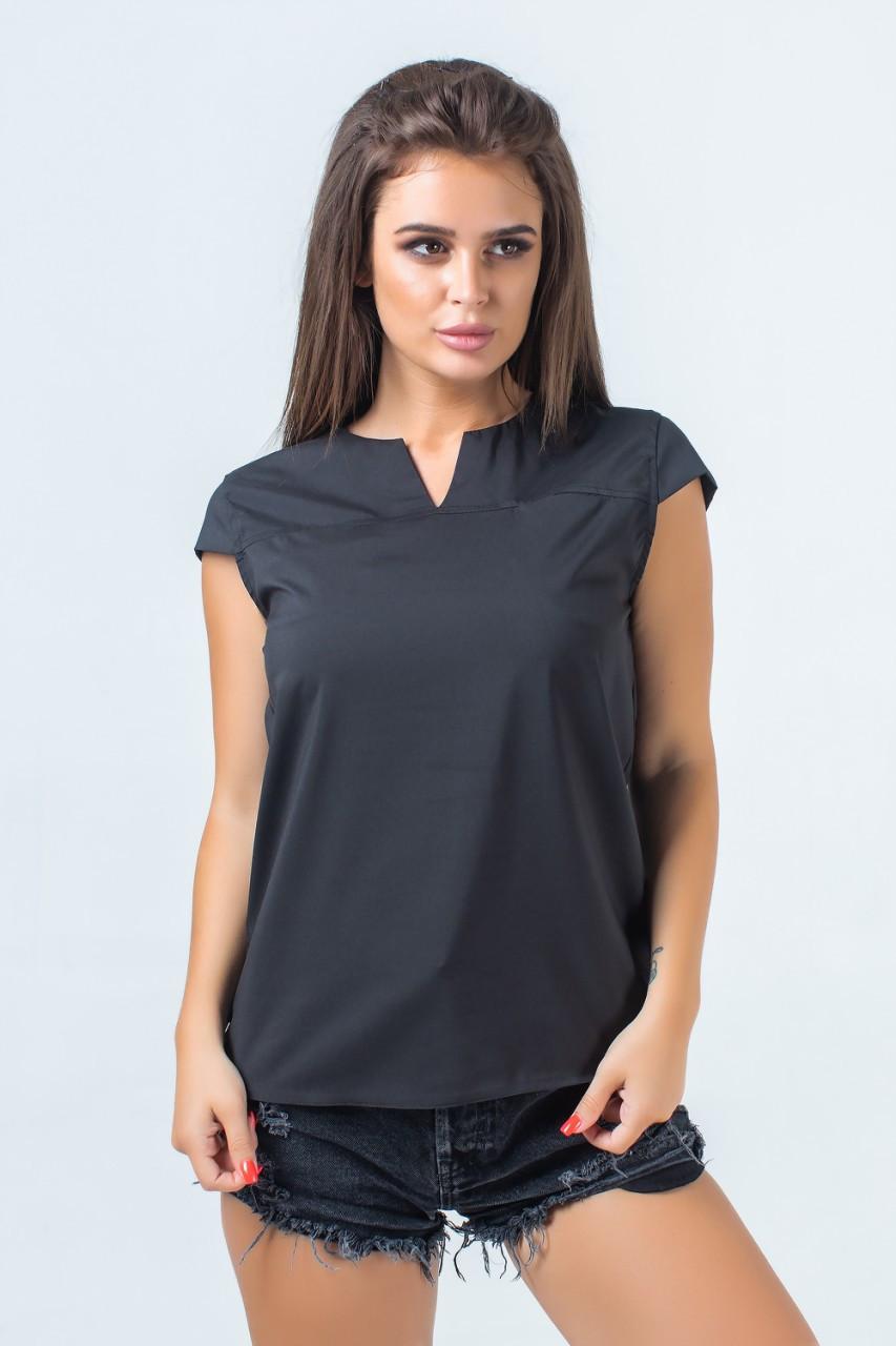 Елегантна блуза на літо 42-56 (в кольорах)