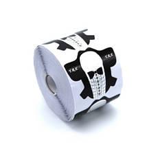 Формы для наращивания ногтей Стилет смокинг, 500 шт