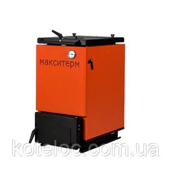 Шахтный котел Макситерм Классик 12 кВт, фото 2