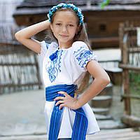 Вышиванка подростковая для девочки (ручная робота, 11-12лет)
