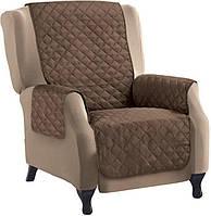 Накидка на кресло Couch Coat, покрывало на кресло двухстороннее