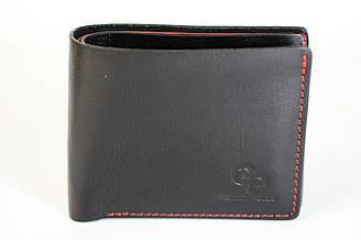 Стильный кожаный кошелек Grande Pelle (10089)