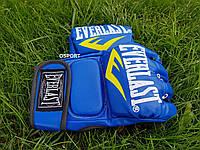 Боксерские перчатки (MMA) с открытыми пальцами EVERLAST (MS 2117)