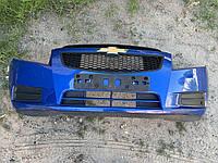 Бампер передний Chevrolet Cruze (комплектный) , фото 1