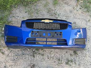 Бампер передний Chevrolet Cruze (комплектный)