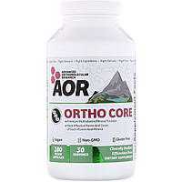 Advanced Orthomolecular Research AOR, Ortho-Core, 180 Vegan Capsules