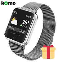 Фитнес браслет Smart Watch P68 Fitness Tracker Silver (SWP68X5FSL)