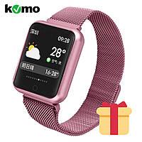 Фитнес браслет Smart Watch P68 Fitness Tracker Pink (SWP68X5FPN)