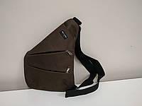 """Мужская сумка """"Фудзи Brown"""", фото 1"""