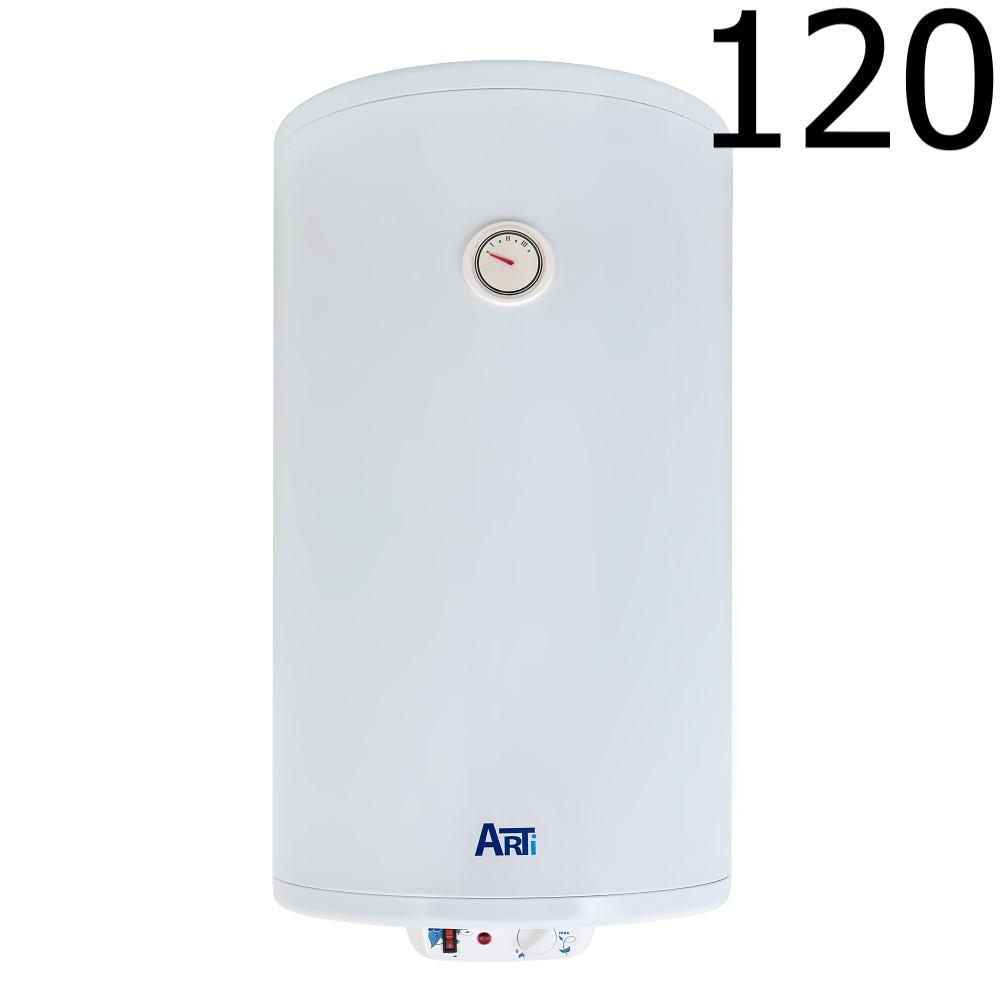 Бойлер, водонагреватель ARTI WHV 120L/1 л, 120 литров, электрический накопительный