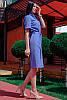 Платье для офиса Конкорд лен, фото 6