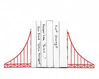 Держатель для книг Мост Золотые ворота Код:111740