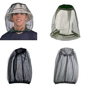 Москитная сетка, маска на голову от комаров, насекомых, антимоскитная сетка.