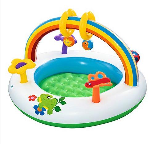 Бассейны детские для купания.Детские надувные бассейны для малышей.