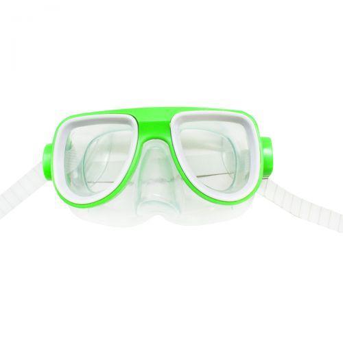 Маска для плавания (зеленая)