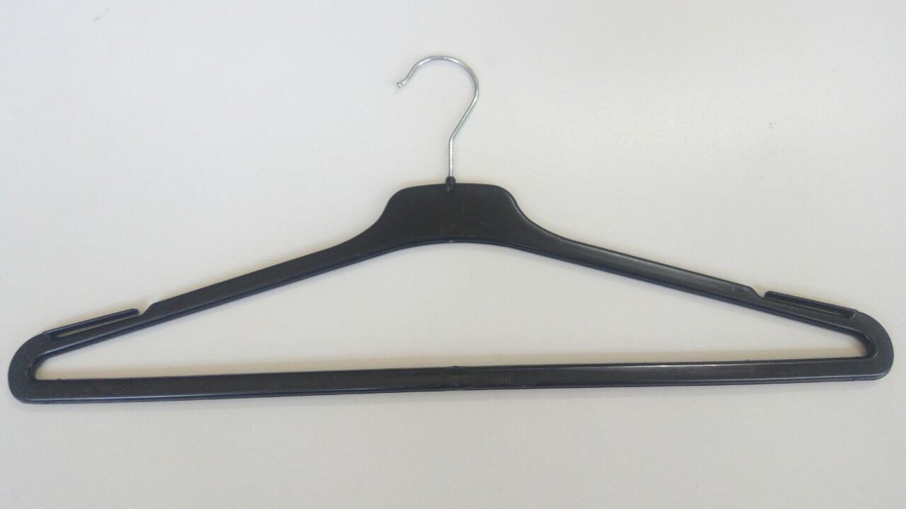 45см Вешалки, тремпеля, плечики с перекладиной металлический поворотный крючок