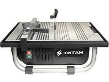 Электрический плиткорез Титан ПП1806 (PP1806)