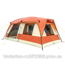 Палатка 6+3 местная GreenCamp 1610, фото 2