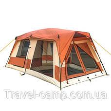 Палатка 6+3 местная GreenCamp 1610, фото 3