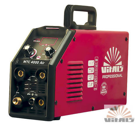 Сварочный аппарат (плазморез) Vitals Professional MTC 4000K Air, фото 2