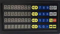 DS60-4V четырехкоординатное устройство цифровой индикации, фото 1