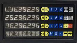 DS60-4V четырехкоординатное устройство цифровой индикации