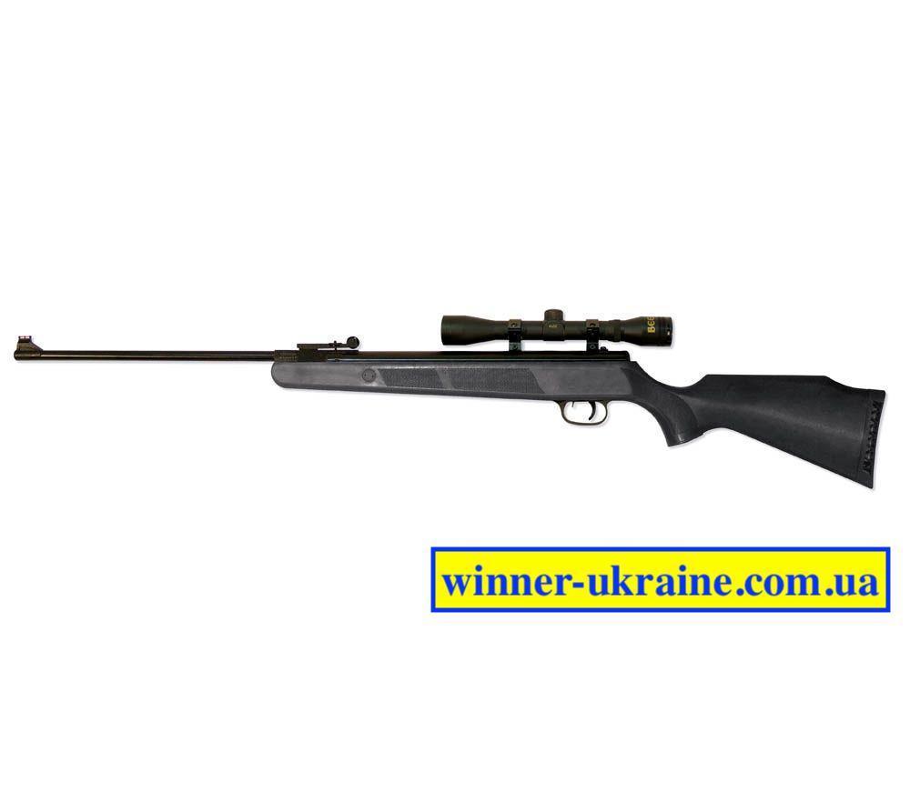 Пневматическая винтовка Beeman Wolverine GR с прицелом 4*32