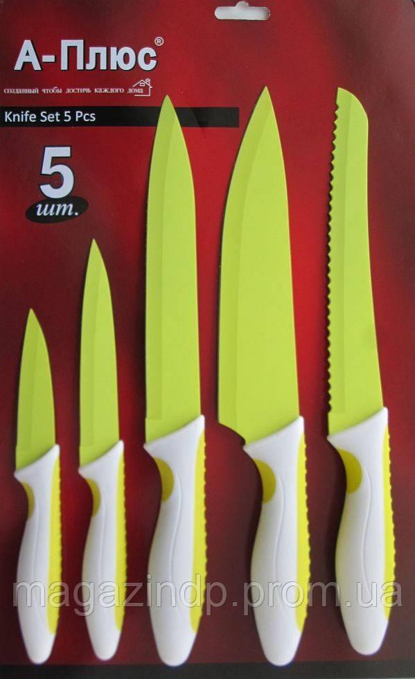 Набор ножей  KF1007 (5шт) Код:475253441