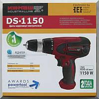 Сетевой шуруповерт  DS-1150 Код:475253788