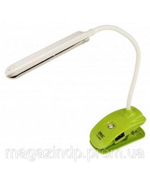 Светодиодная настольная лампа Yj-5868 с прищепкой Код:864677299