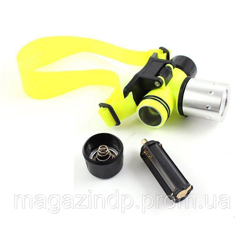 Подводный налобный фонарь  Bl-6800 (минимальная комплектация) Код:475253651