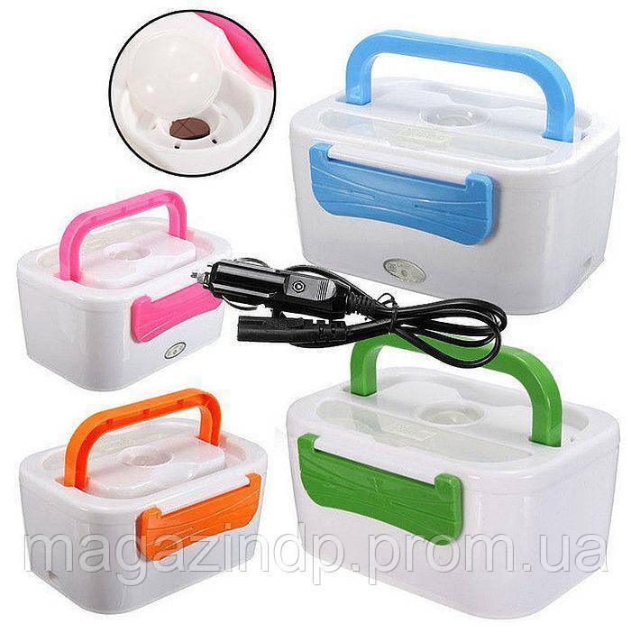 Автомобильный электрический Ланч Бокс с подогревом Lunch Yy-3066 Код:710961641