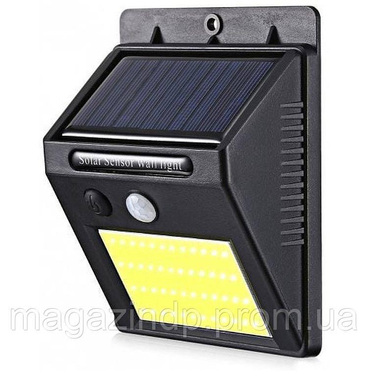 Уличный фонарь Cx1701 с датчиком движения на солнечной батарее 48 cob Код:973681489