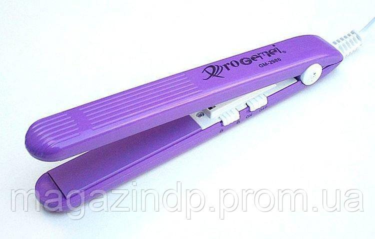 Утюжок щипцы для волос P -2986, purple Код:975125889