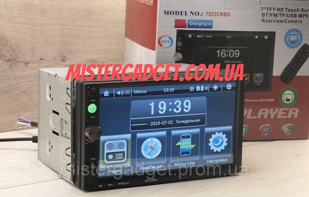 Автомагнитола Pioneer 7023 CRBG GPS