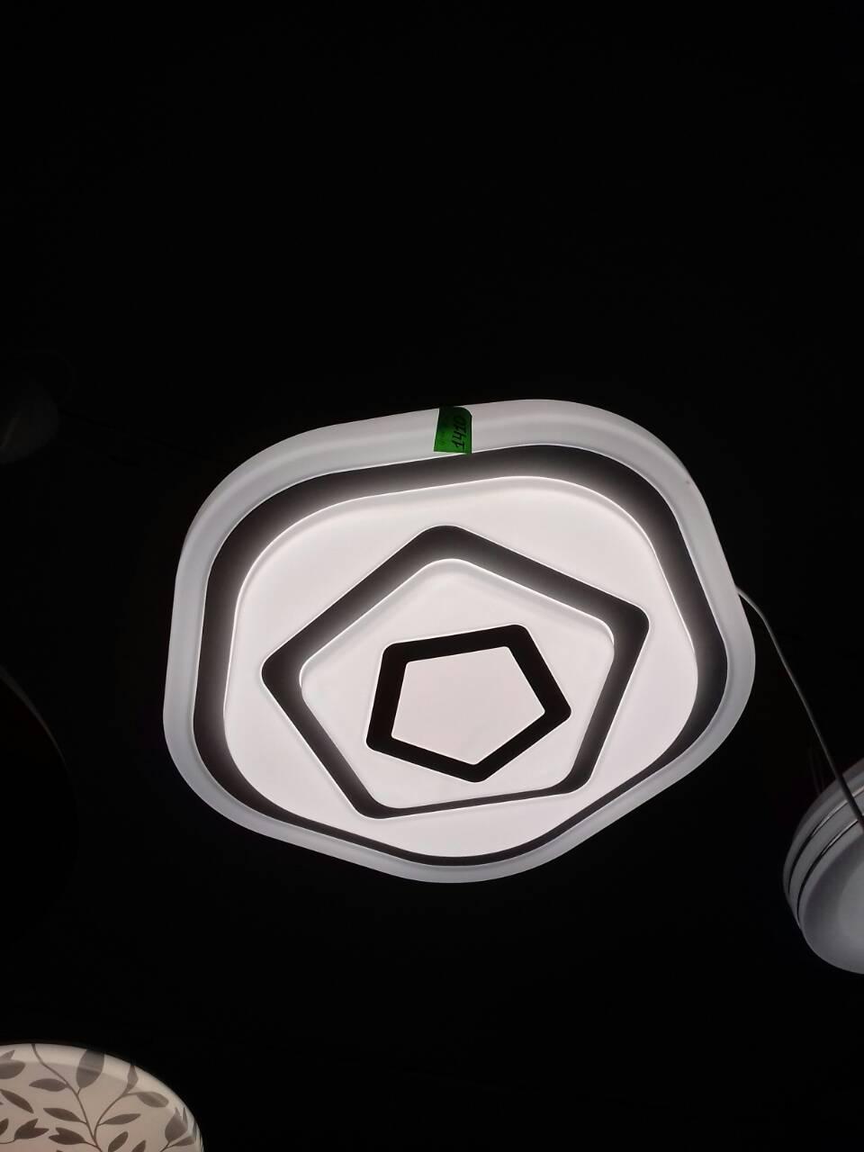 LED Светильник SMART Люстра MIRAGE 70W 49 см диаметр