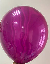 Зеркальный Шар Дабл Стафф 12″ Мраморный, Stuffed, Турмалин