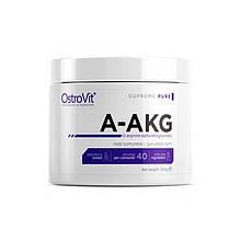 Аминокислоты (аргинин) OstroVit 100% A-AKG  (200 g)