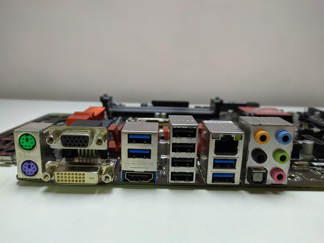 Материнская плата Gigabyte GA-Z97X-Gaming 3 (s1150, Intel Z97, PCI-Ex16)