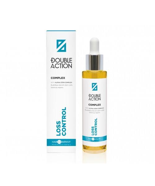 Комплекс проти випадіння волосся Hair Company Double Actionan, 50 мл