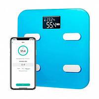 Смарт весы YUNMAI Color Smart Scale Blue (M1302-BL)