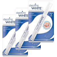 ТРИ Карандаша для отбеливания зубов Dazzling White производство США