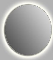 LED зеркало круглое в ванную со светодиодной подсветкой 25Вт, 60см, 3 режима