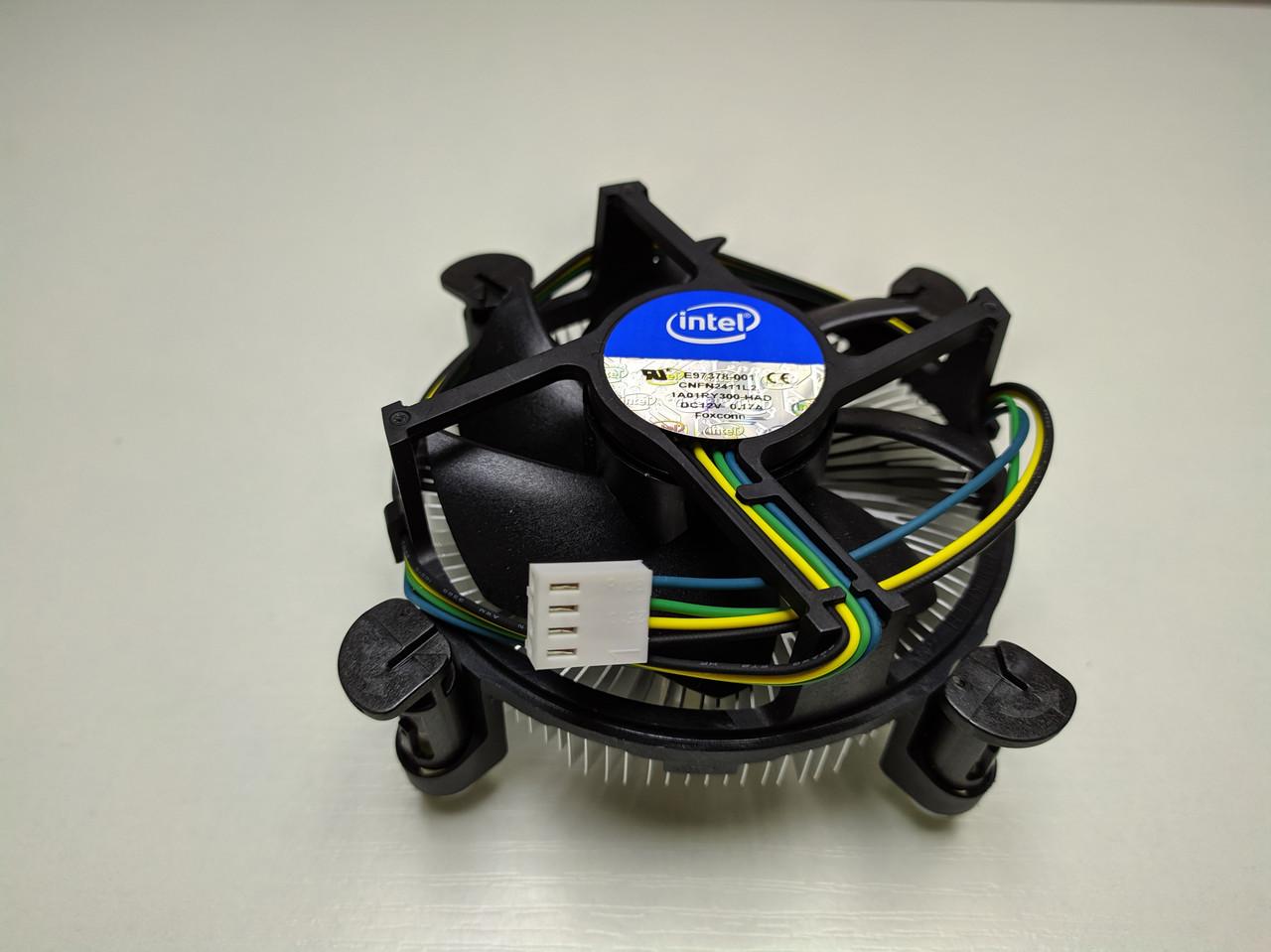Кулер процессорный Intel E97378-001 для S1151/1155/1156/1150, оригинальный