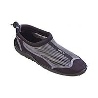 Аквашузи для серфінгу, коралів та плавання BECO 90661 011 срібно/чорний, 43