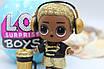 Кукла Лол Сюрприз Cерия Мальчик Пчела - King Bee LOL Surprise Оригинал, фото 3